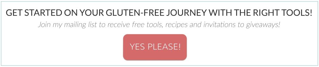 gluten-free newsletter