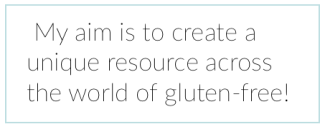 My coeliac journey - Kristine Ofstad The Gluten Free Lifesaver