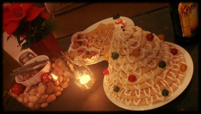 tårnkake julebord
