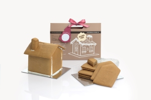glutenfree gingerbread house kit