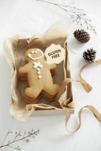 gluten free gingerbreadman