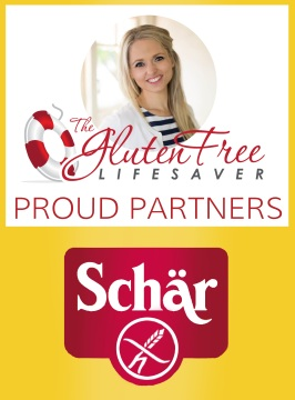 Schär and The Gluten Free Lifesaver Partners
