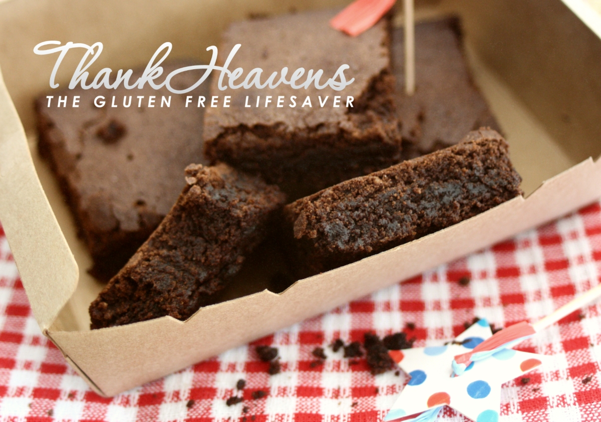 The World's Best Carob Brownie -Not Kidding!