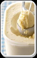 Easy Vanilla Ice Cream http://goo.gl/Bzc5Y0