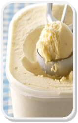 Easy Vanilla Ice Cream http://goo.gl/Bzc5Y0