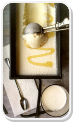 4 ingredient Honey Ice Cream http://goo.gl/oY3soq