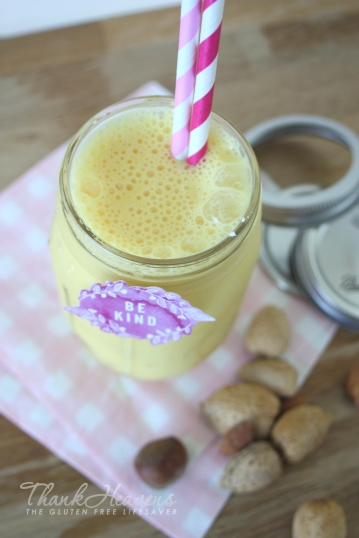 Be Kind To Yourself Smoothie by the Gluten Free Lifesaver