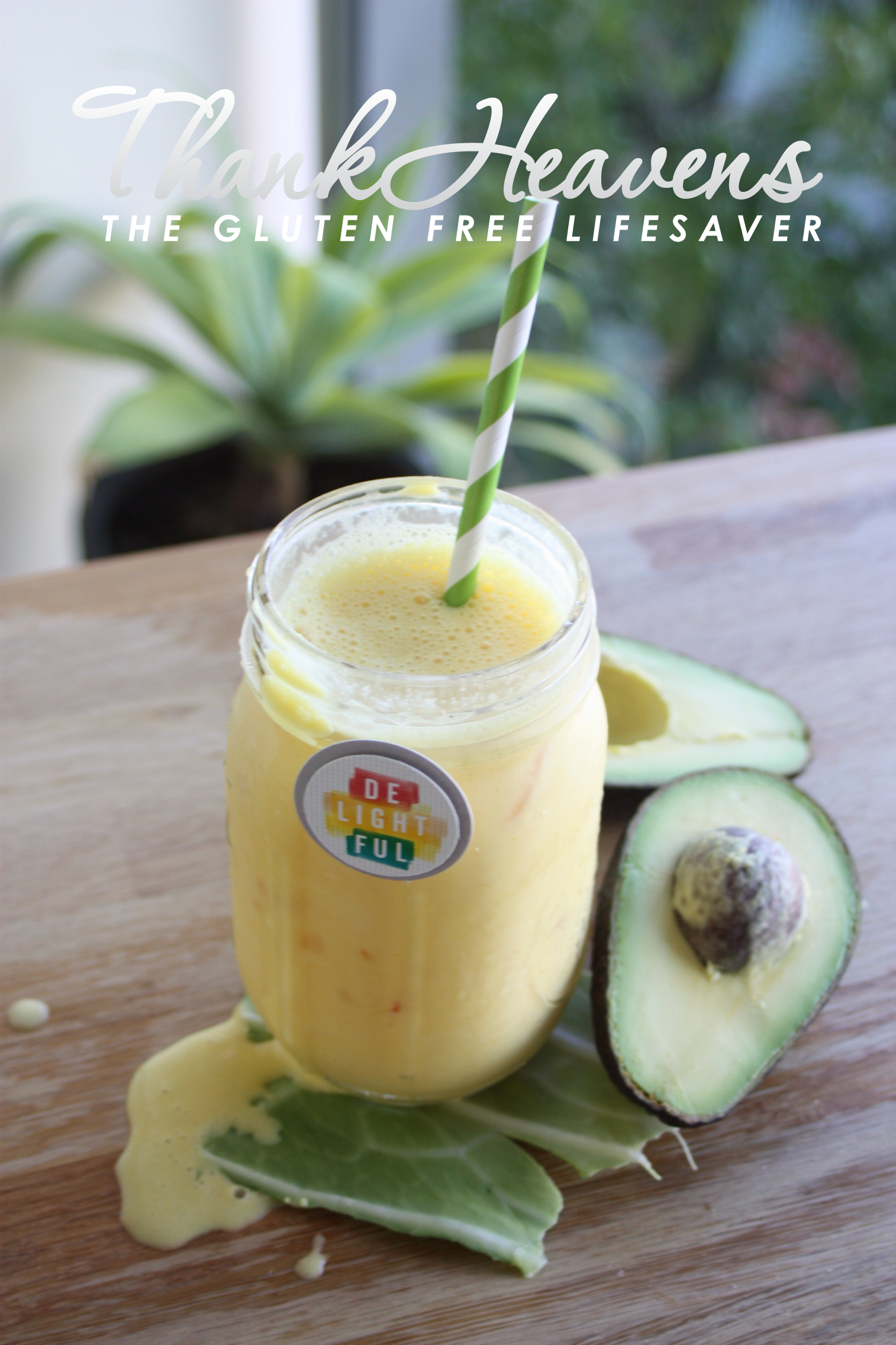 Avocado Banana Smoothie: A Digestion, Anti-inflammatory ...