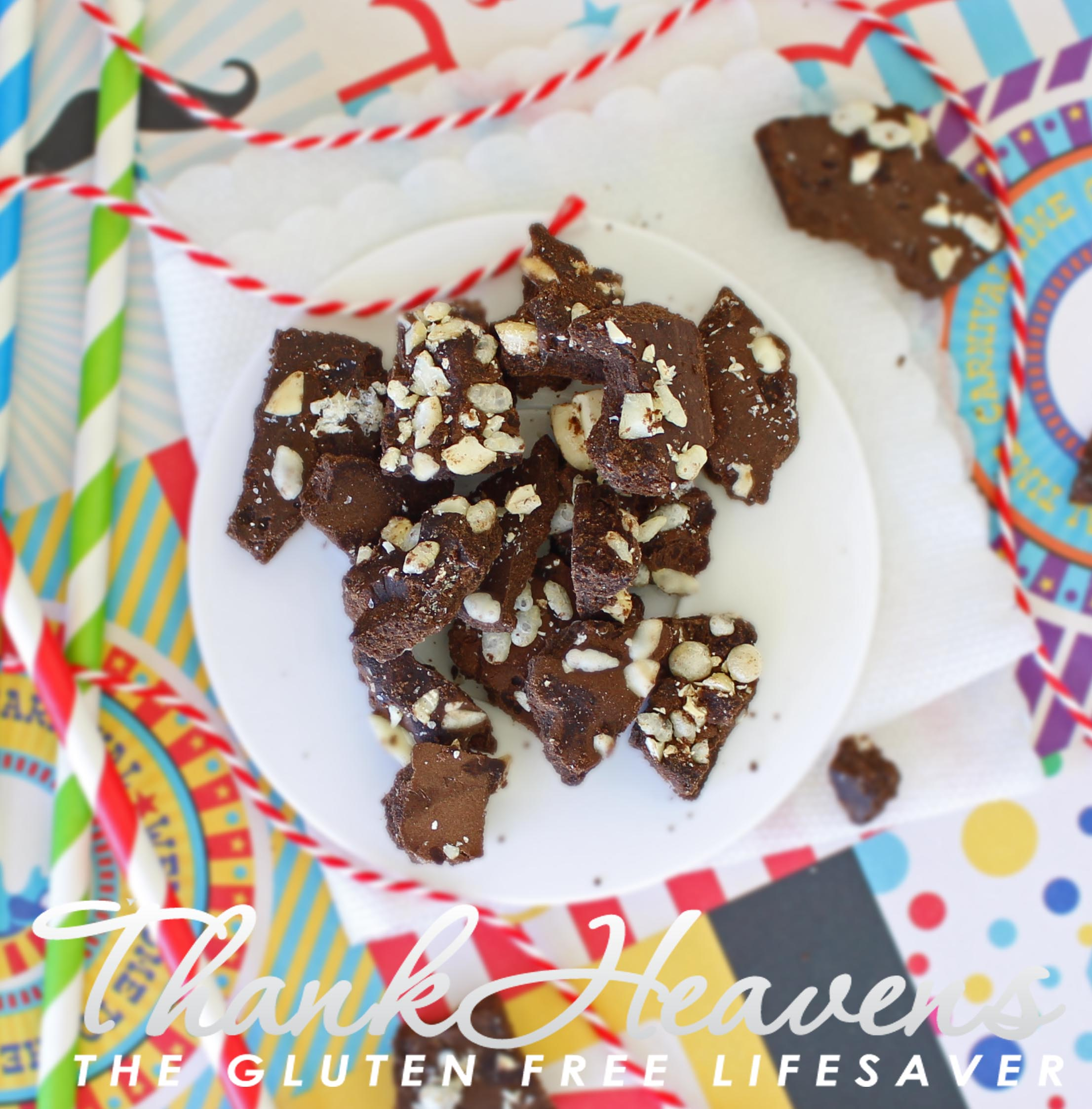 "A Fantastic Gluten & Dairy-free Failsafe Carob ""chocolate bar ..."
