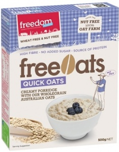 Freeoats from Freedom Foods (image source)