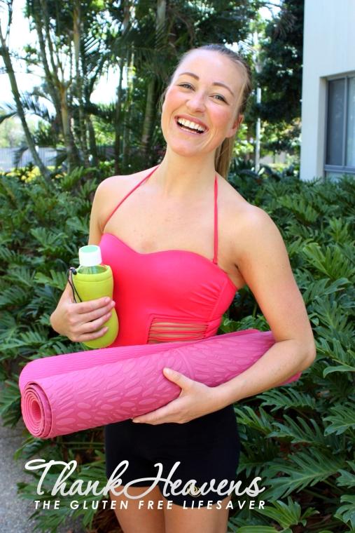 Stine Hartmann, Thank Heavens' Fitness Expert