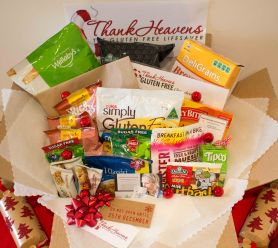 The Gluten Free Lifesaver's Birthday Jumbo Giveaway!