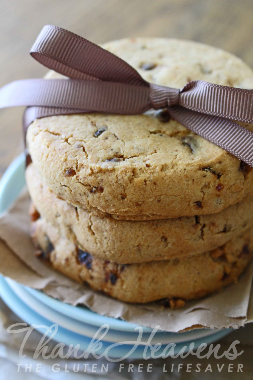 Gluten-Free, Preservative-Free Cafe Cookies!