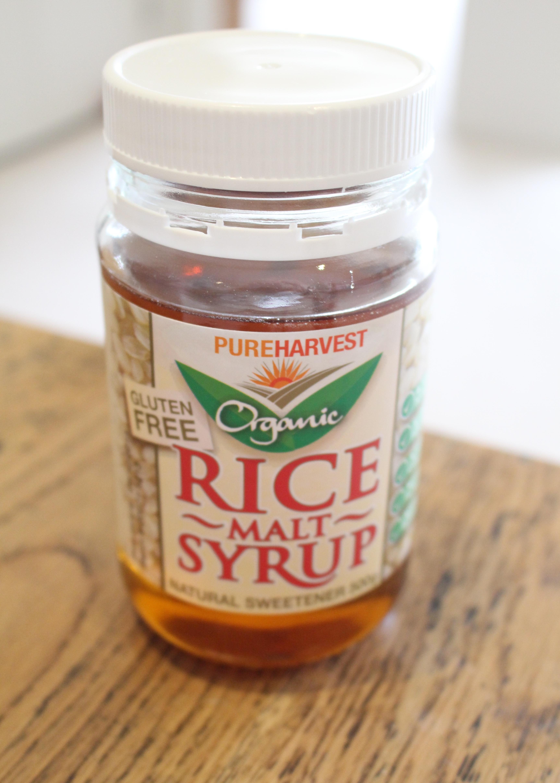 Rice Syrup Coles Rice Malt Syrup – Tastes a Bit