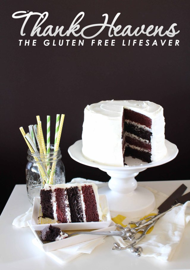 Red velvet chocolate mud cake bonanza! gluten-free