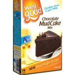 Allergen-Free Mud Cake Mix!