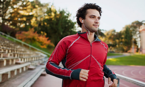 Does Music Make You Train Harder?