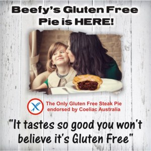Beefy's gluten free pies
