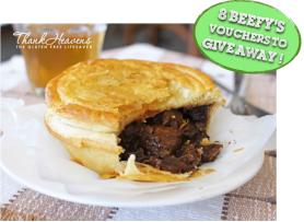 Beefy's Gluten-Free Pie