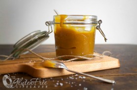 The worlds best salted caramel sauce!