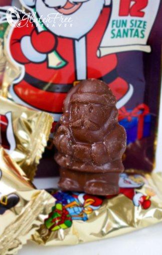 dairy-free gluten-free sugar-free nut-free Christmas Chocolate from Sweet William