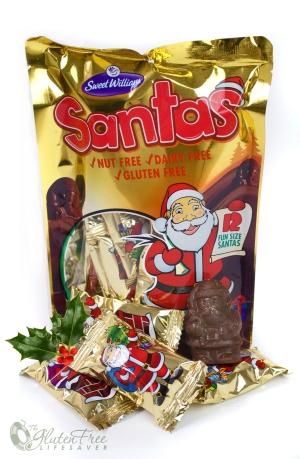 Sweet William dairy-free gluten-free nut-free allergen friendly sugar-free natural Chocolate