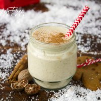 The Gingerbread Man Smoothie: Protein-packed, Immune-Boosting and Delicious!