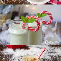 Drink In The Holidays with our fantastic 12 Smoothies of Christmas!