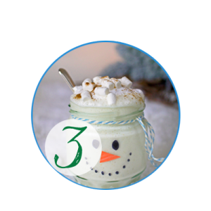 Frosty The Snowman Smoothie