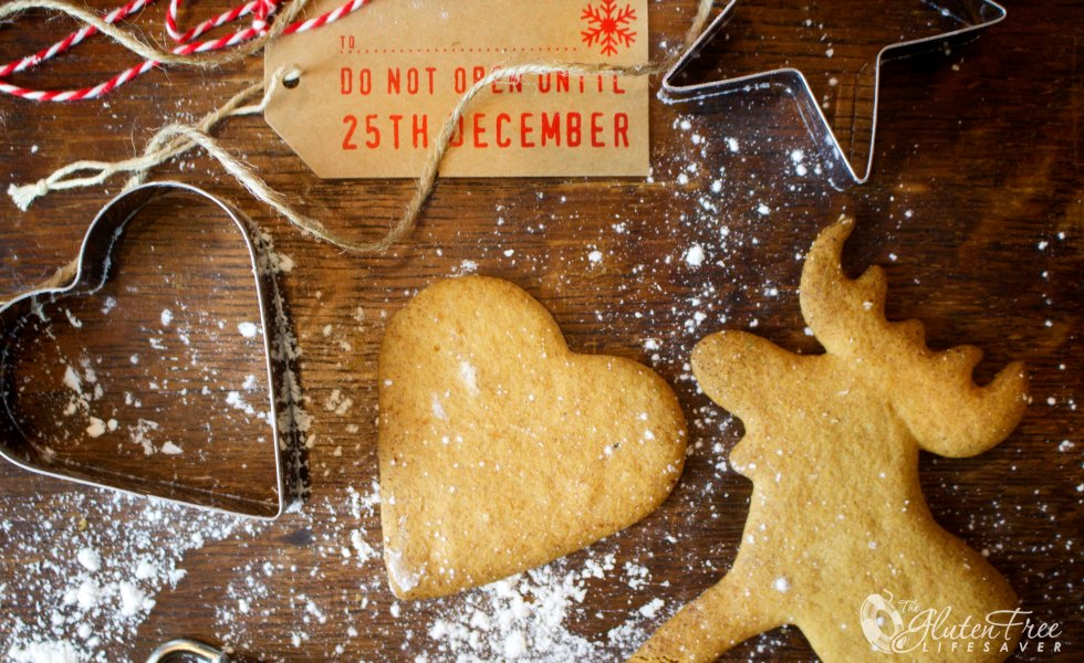 Gluten-Free Gingerbread Cookies Recipes — Dishmaps
