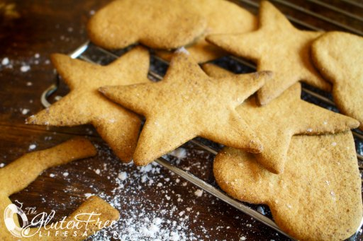 The Very Best Gluten-Free Gingerbread Cookies! Scandinavian recipe with dairy-free and egg-free recipe options! #glutenfree #christmas #dairyfree #vegan #cookies