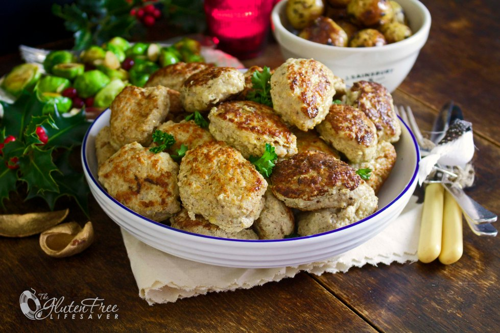 Juicy and flavourful Norwegian Christmas Meatballs - You'll never want Swedish meatballs again! #scandinavian #glutenfree #dairyfree #paleo #lowcarb #sugarfree #christmas #nutfree #dinner #recipe