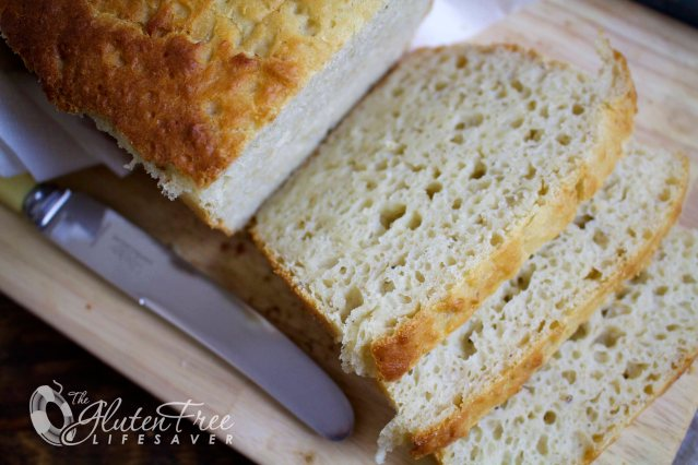 The world's best gluten-free sandwich bread recipe