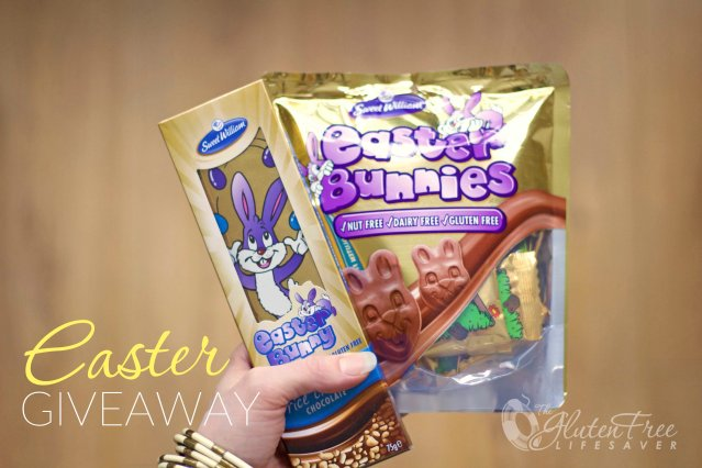 Gluten-Free & Allergy-Friendly Easter Chocolate Giveaway!