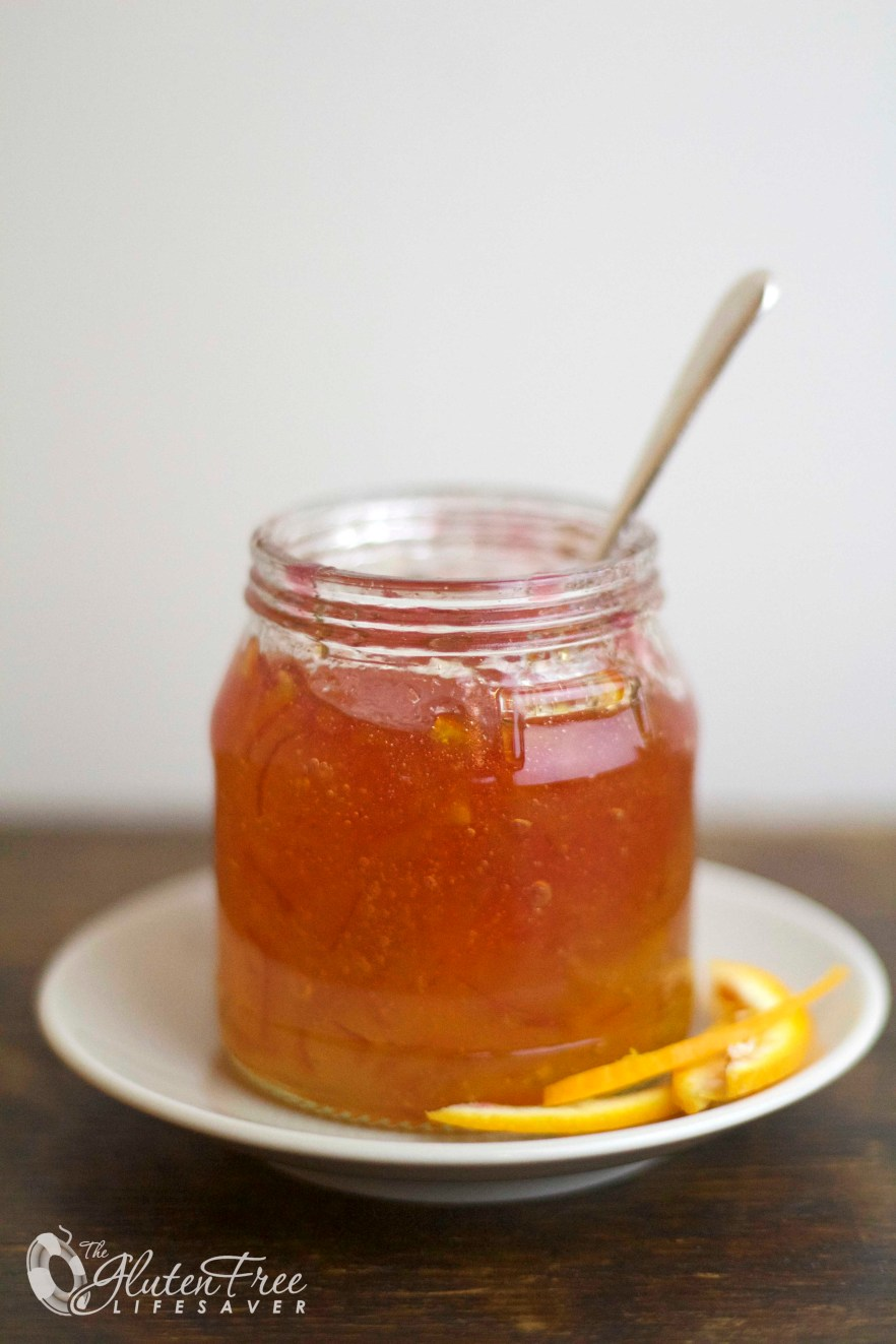 The Very Best Homemade Blood Orange Marmalade Recipe!