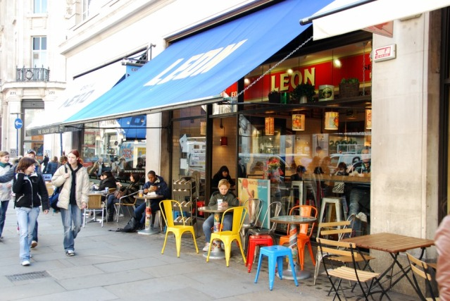 Top 10 gluten-free quick places to eat in London - The Gluten Free Lifesaver