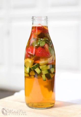 Best recipe for non-alcoholic virgin Pimm's! #pimms #drink #cocktail #mocktail