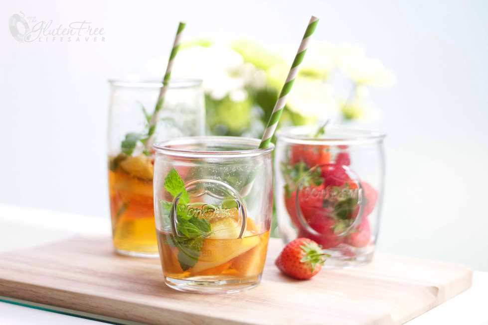 The best non-alcoholig virgin Pimm's recipe! #cocktial #mocktail #drink #pimms