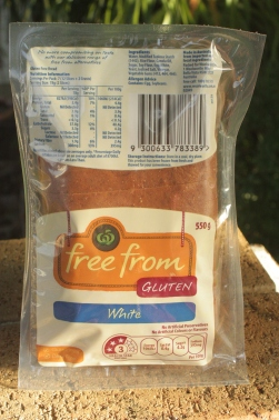 Woolworths Free From gluten-free bread review