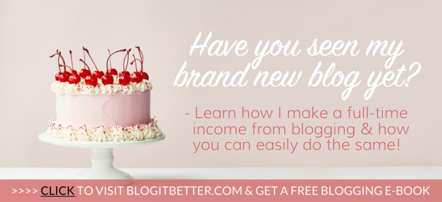 Blog it Better - Professional Blog Coaching, blogging tips, blogging help, social media tips, blogging resources